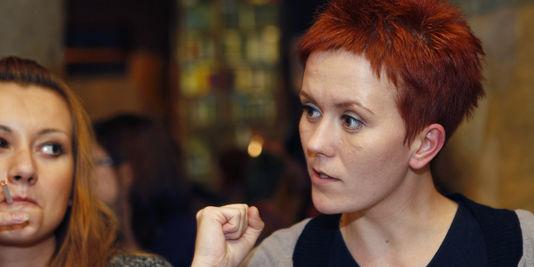 Anna Hutsol, leader présumée des Femen, serait allergique au pollen. Raison pour laquelle elle n'apparait jamais les seins à l'air lors des actions du groupe.