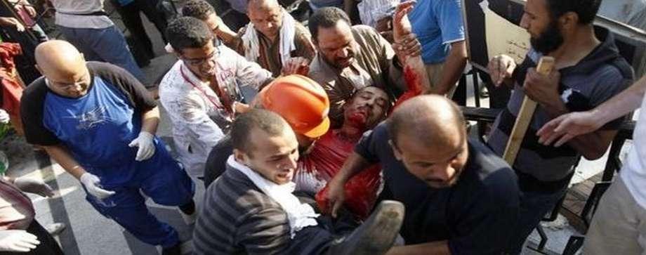 Une cinquantaine de personnes ont trouvé la mort le 8 juin dernier devant le bâtiment de la Garde républicaine du Caire, lors d'une manifestation de soutien au président déchu Mohamed Morsi.