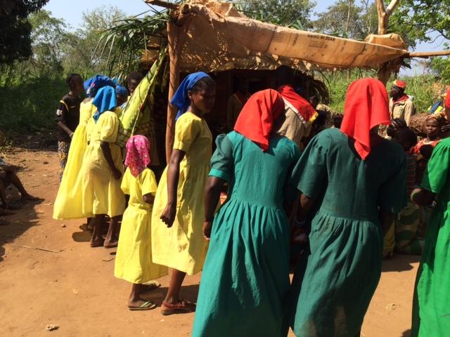 Bangui enterre ses morts. Photo : Farouk Atig, ntégrales Productions
