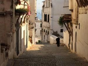 Rue d'Alger. Photo : F.Atig, Intégrales Productions