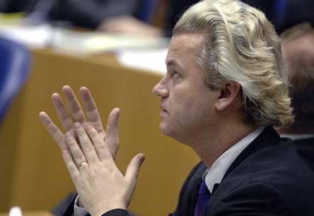 Selon les premières estimations, la formation populiste de Geert Wilders ne recueillerait que 12% des voix aux européennes, et se voit ainsi privée de deux sièges sur les cinq dont elle disposait au Parlement européen.