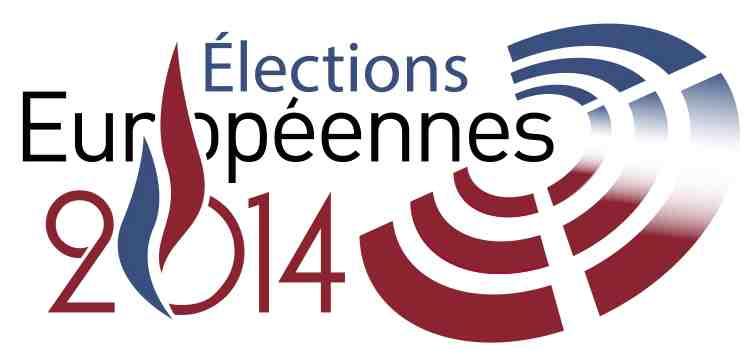 Logo de campagne du Front National pour les Européennes