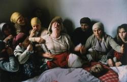 """La """"Pieta"""" du Kosovo"""