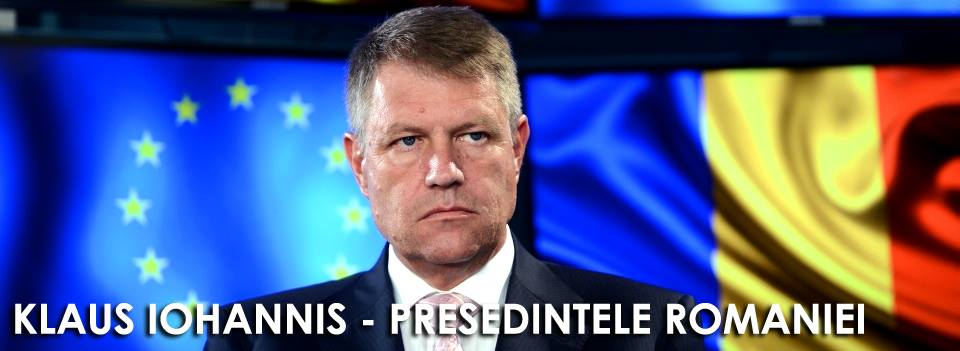 Le président roumain élu (photo : page Facebook N.Iohannis)