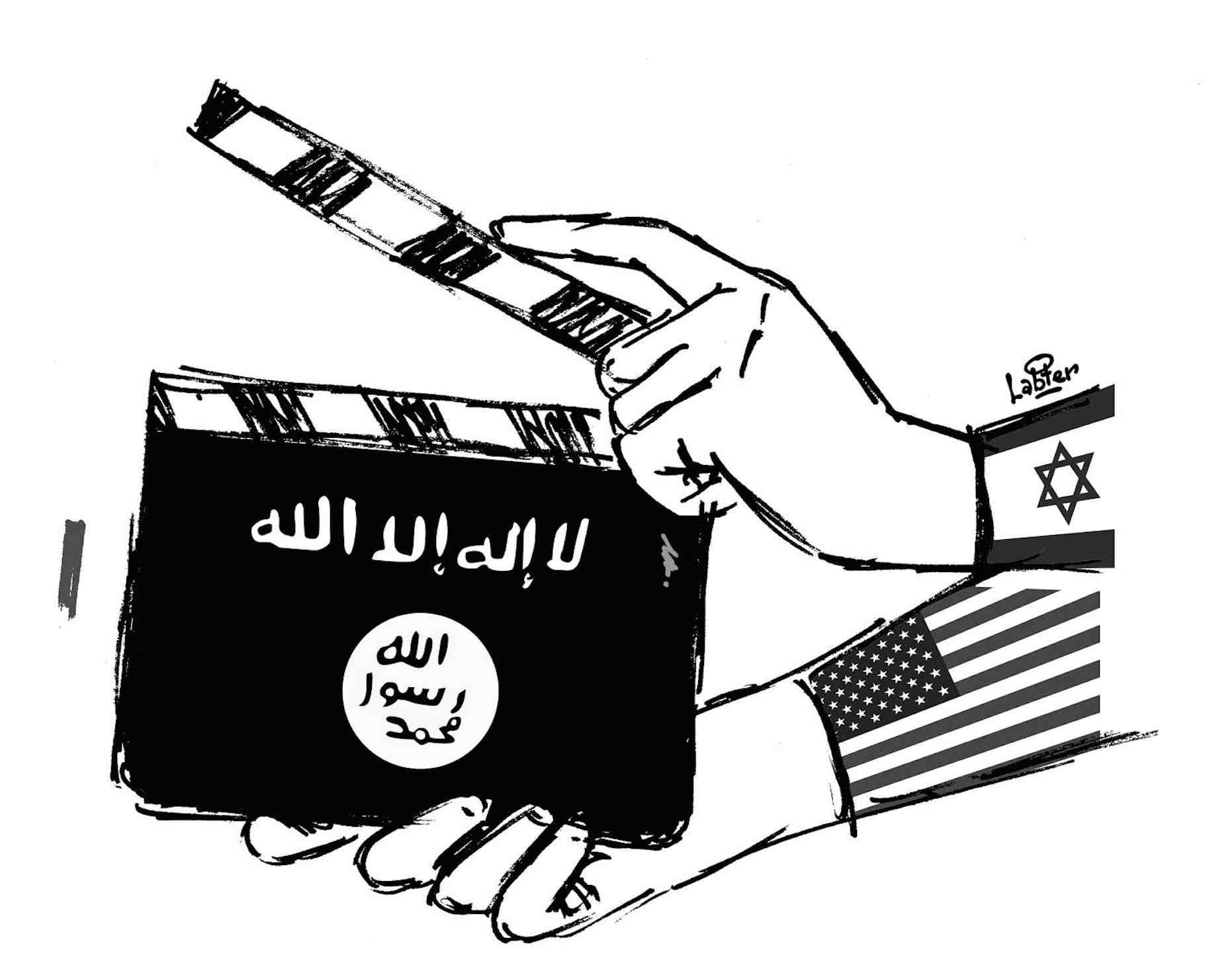 Amine Labter est un caricaturiste et illustrateur de presse algérien...