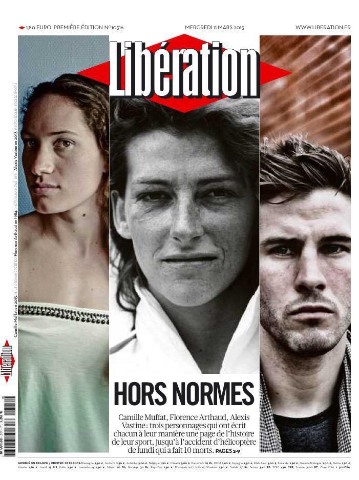 A la une de Libération, mercredi 11 mars