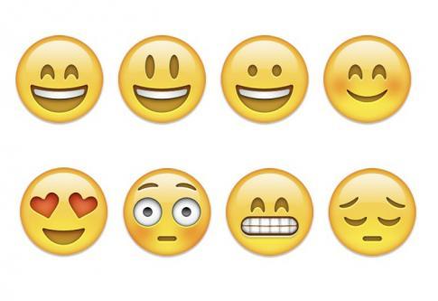 Le smiley en proc s atelier des m dias - Smiley a imprimer gratuit ...