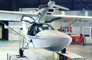 Baptisé Polar Bird, l'hydravion choisi pour l'expédition est un ultra-léger amphibie de dernière génération.