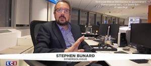 """Stephen Bunard est l'auteur de """"Leurs gestes disent tout haut ce qu'ils pensent tout bas"""""""